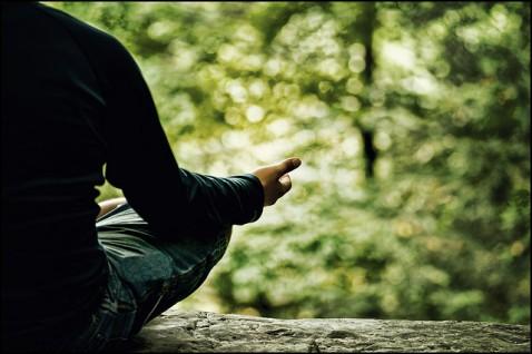 Meditation by Mitchell Joyce